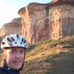 Mushroom by bike