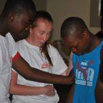 Jongeren bidden voor jongeren